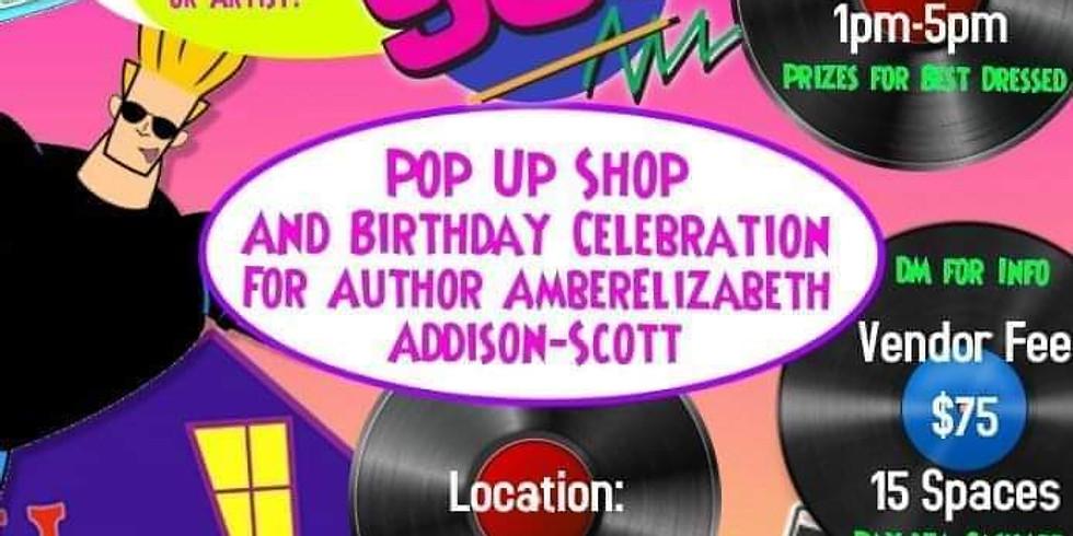 90s Pop Up Shop