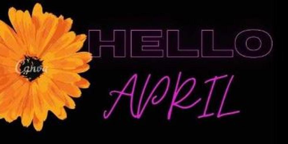 Hello April!