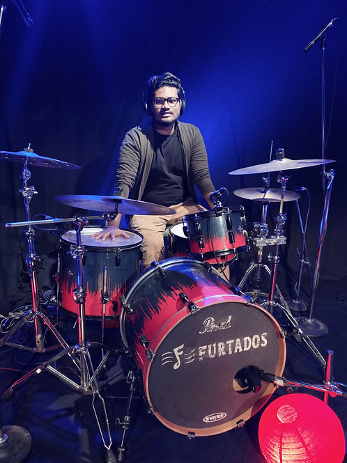 Drums by Swapnil Dhawale - Starts at $28/hr