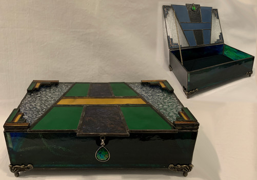 Keepsake Box (Art Deco)