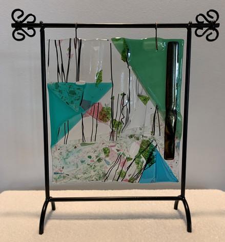 Hanging Fused Panel