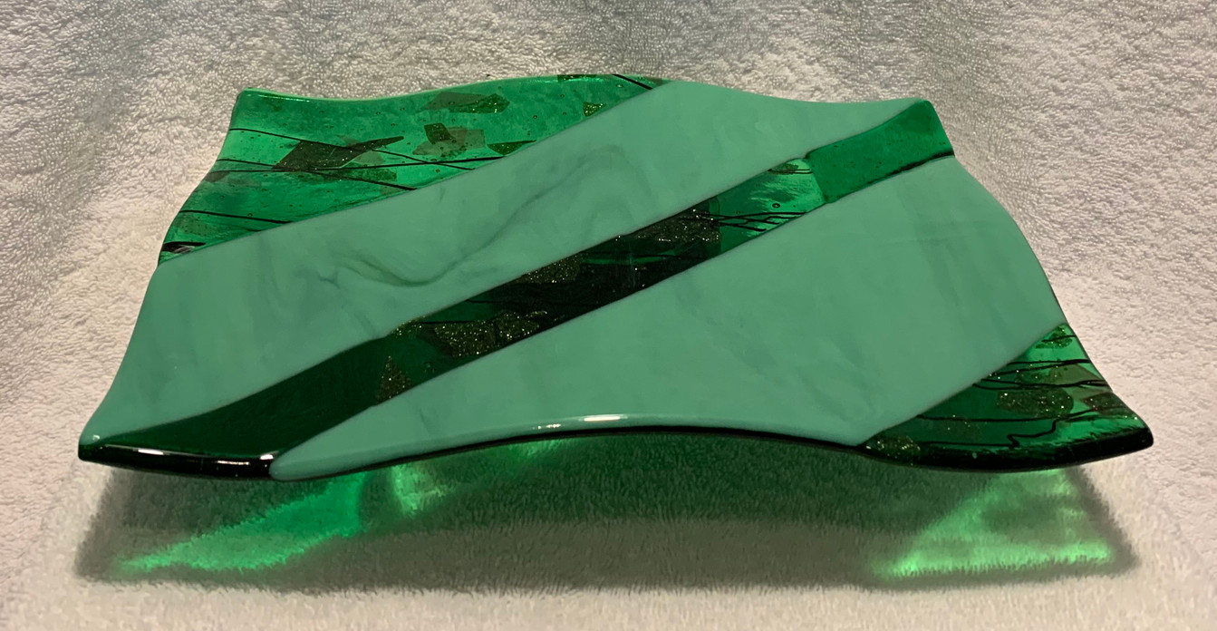 Green Fused Dish