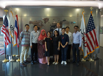 SEAOHUN Fellows currently having Fellowship in Bangkok