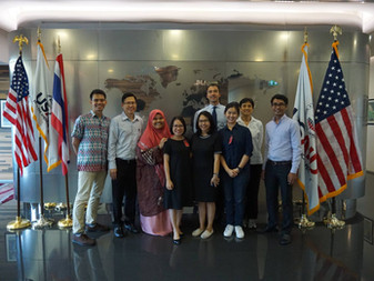 SEAOHUN Fellows currently having Fellowship in Bangkok