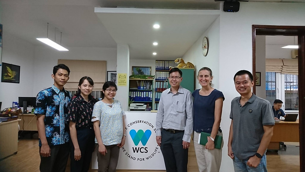 Regional One Health Collaboration with Wildlife Conservation Society (WCS)