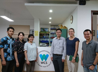Regional One Health Collaboration with Wildlife Conservation Society