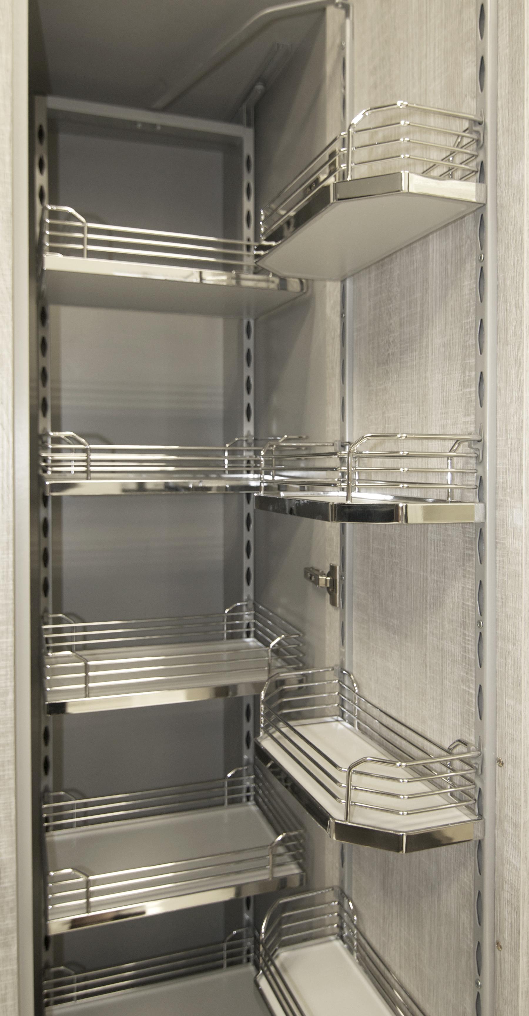 Cabinetry Storage Option