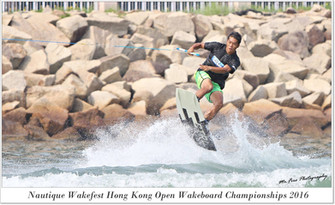 Nautique Wakefest and Hong Kong Open Wakeboard Championships 2016