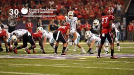 2013 New Orleans Bowl (Tulane v Louisiana)