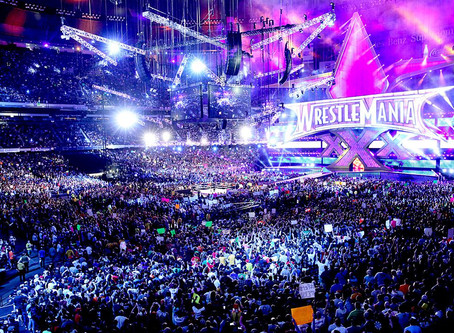 GNOSF readies for Wrestlemania