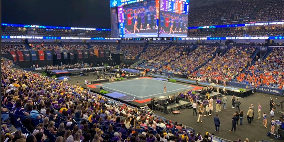 2021 SEC Gymnastics Championships