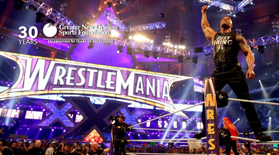 2014 WrestleMania 30