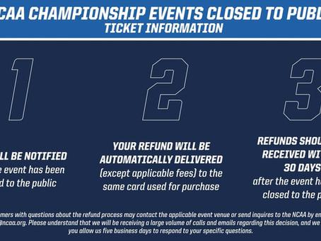 2020 NCAA Women's Final Four Canceled