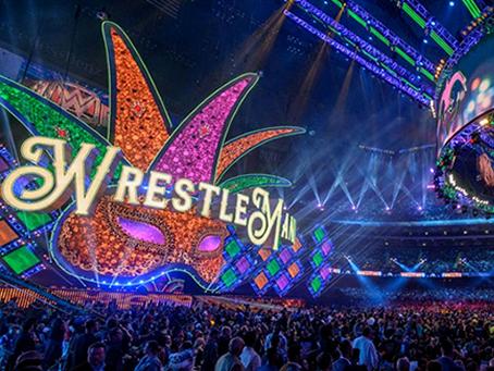 WrestleMania Breaks Superdome Record