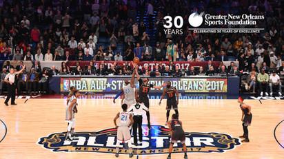 2017 NBA ALL STAR GAME