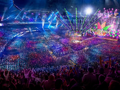 WRESTLEMANIA® GENERATES $175 MILLION FOR NEW ORLEANS