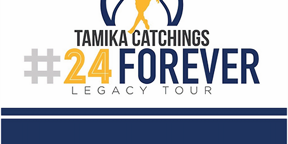 Tamika Catching's Basketball Clinic