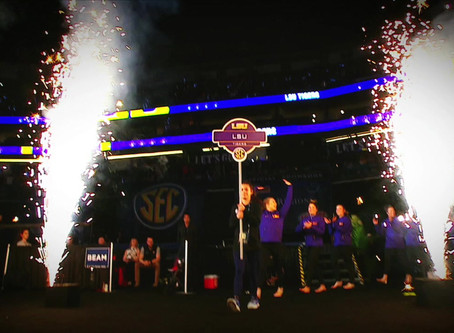 SEC Gymnastics Championship Returning to NOLA in 2021