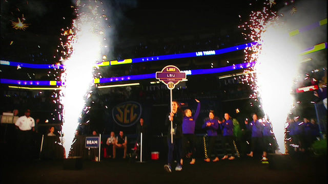 SEC Gymnastics Championship Returning to NOLA in 2021
