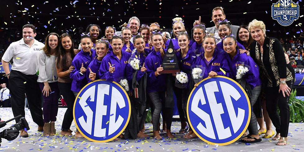 2019 SEC Gymnastics Championships