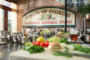New Orleans School of Cooking Demo