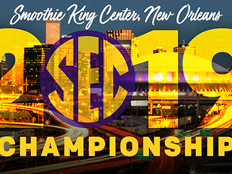 New Orleans to Host SEC Gymnastics