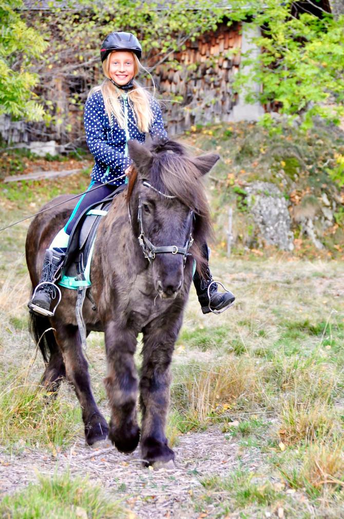 Lynn Bekker avec Byr frá Akri (Finhaut, VS)