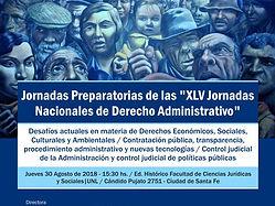 Jornadas Preparatorias XLIV de Derecho A