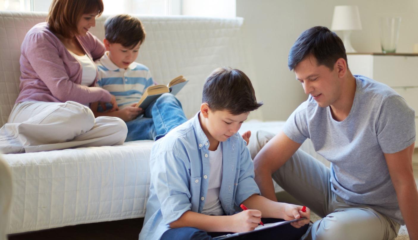 Learning Dreams Family Homework