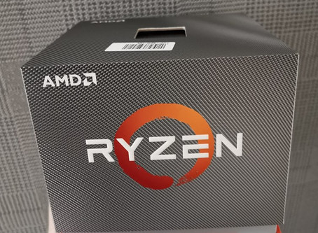 #Ryzen3000 Series