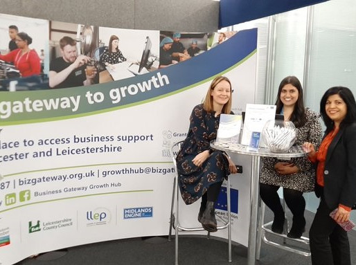 GROWTH HUB HELPS LEICESTER BUSINESSES MOVE FORWARD DESPITE LOCKDOWN