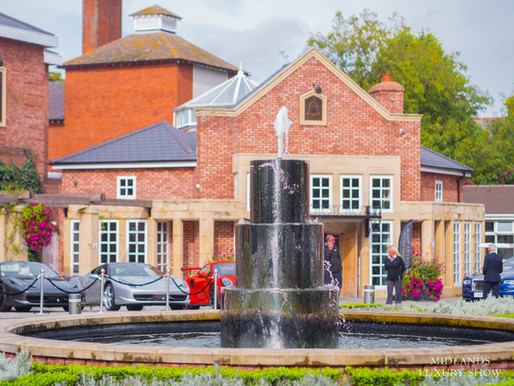 The height of luxury to be showcased in the Midlands