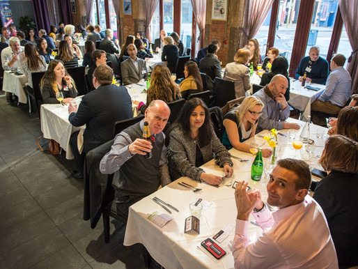 Chutney Ivy launches Leicester's hottest lunchtime networking event