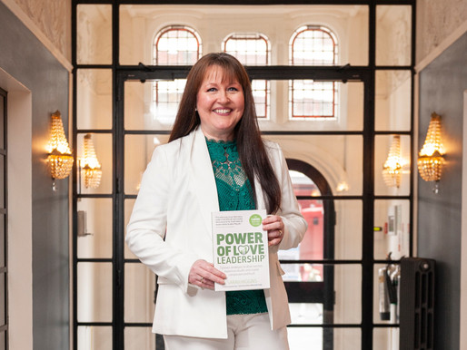 Leicester Author Challenges Business Leaders With Power of Love Leadership®