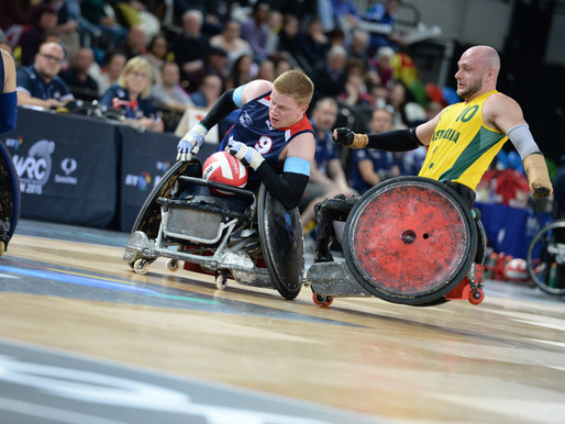 King Power Announced As Title Sponsor For Leicester's Inaugural Wheelchair Rugby Quad Nations Tourna