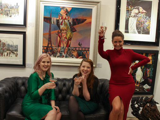Oberon Gallery Celebrate 1st Anniversary With Celebrity Event