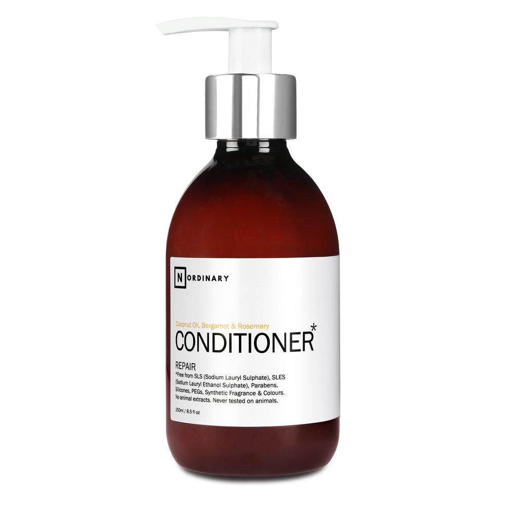 No Ordinary Conditioner with Coconut Oil