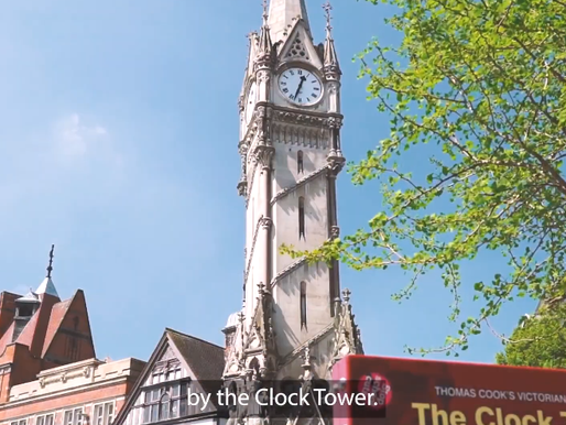 'BY THE CLOCK TOWER' POEM INSPIRES COMMUNITY CREATIVE WRITING CHALLENGE