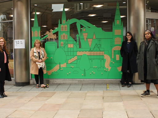 COVENTRY BID ANNOUNCES MAJOR ARTS COUNCIL GRANT TO UNDERPIN CITY'S CULTURAL CAPITAL