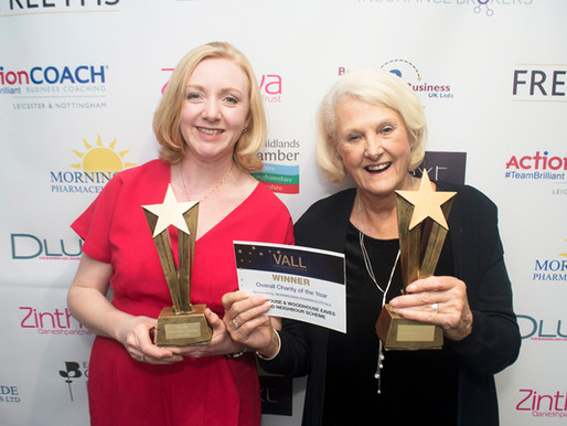 Voluntary Sector Stars Celebrated At Inaugural Voluntary Action Leicestershire Awards