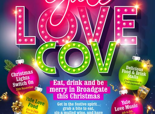 Six Reasons Why 'Yule Love Cov' This Christmas