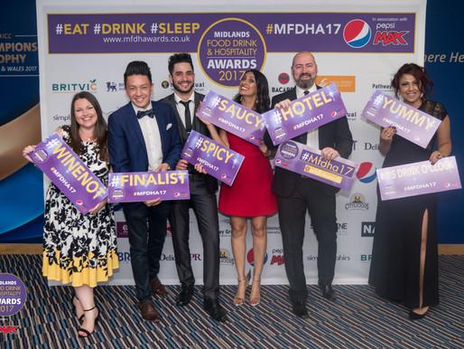 The prestigious Midlands Food, Drink & Hospitality Awards are back!