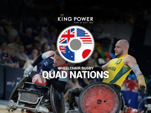 Leicester Tigers' Team Members Selected To Play For Team GB At Inaugural King Power Wheelchair Rugby