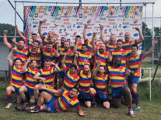 Union Cup 2021 Kicks Off '1 Year To Go' Campaign For International LGBTQ+ Rugby Tournament