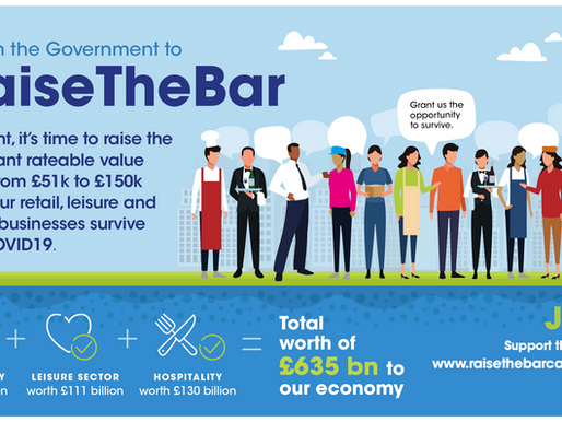 Coventry BID Lobby Government With Urgent '#RaiseTheBar' Campaign