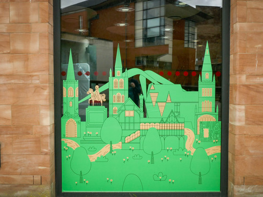 COVENTRY TO OPEN ITS WINDOWS TO THE WORLD AND BRING ITS STREETS TO LIFE WITH TWO NEW PROJECTS