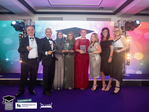 Top Of The Class! West Midlands Education Awards: Winners Announced