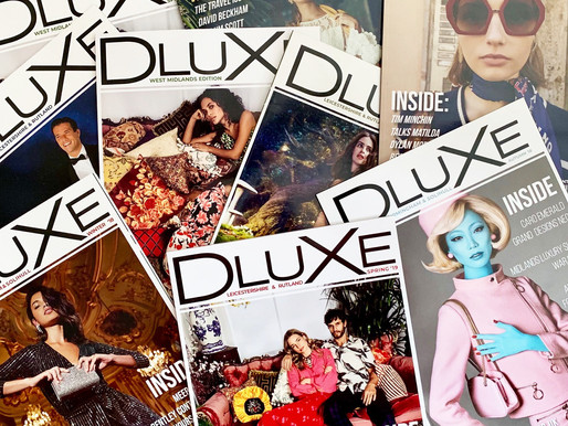 Win!  A £5000 Publicity Package With FU Media & Dluxe Magazine