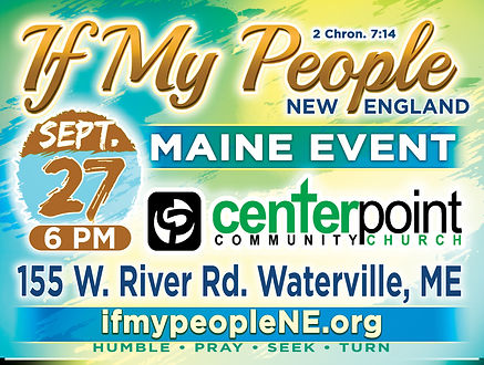 If My People - 2020 - Maine Event 18x24