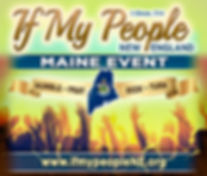 if my people 2019 - MAINE - EVENT - Ad -